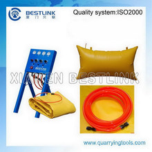 Quarry Exploitation Push Air Bags for Wire Saw Block