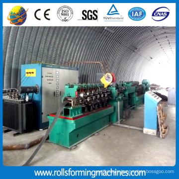 Welded Pipe Roll Forming Machine from Carbon Steel