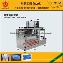 Machine ultrasonique de fabrication de PE d'Oversleeve