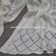 Venda quente moda olhal tricô lenço de lenço de cashmere de inverno multiuso para dubai