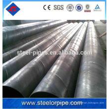 Gute Qualität astm geschweißte Stahlrohr / Säge Stahlrohr aus China