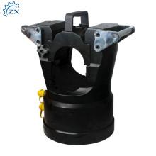 Cabeça de energia hidráulica estilo de moda alimentado por bateria ferramenta de compressão de mão