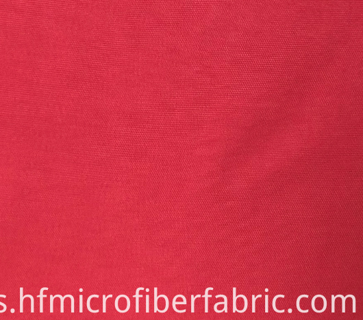 Polyester waterproof Microfiber Fabric