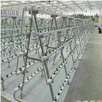 Commercial Hydroponic System NFT Channel System