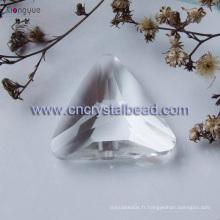 Lustre Drop Triangle cristal perles bijoux perles de cristal
