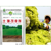 Microbial Seaweed extract base organic plant manure for soil conditioner
