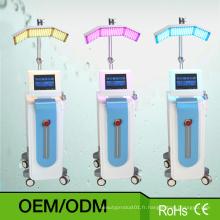 Équipement faciale de beauté de Microdermabrasion d'oxygène de rajeunissement de peau de PDT