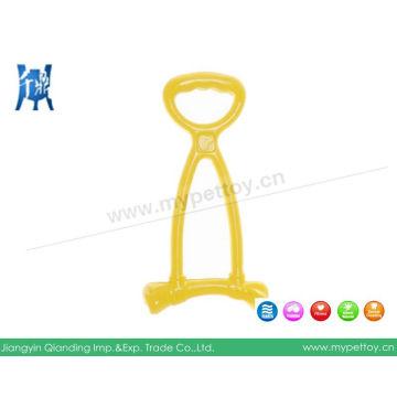 Brinquedo de borracha multicolorida para animais de estimação