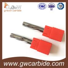 Tungsten Carbide Straits Flutes Special Reamer Process