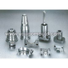 Preform components core,cavity,neck
