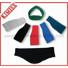 Fashion Printing Promotion Cotton Jersey Headband
