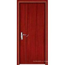 Жесткая деревянная дверь высокого качества сбывания с конструкцией способа