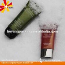 Flache Kosmetikrohrverpackung