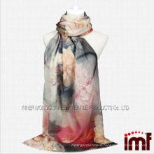 Brand Scarf ,Wool Digital Printing Scarves