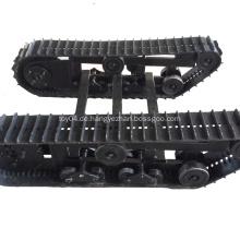 Rubber Crawler Fahrwerkssysteme für Minibagger, Lader Drilling Rigs Dumperboote
