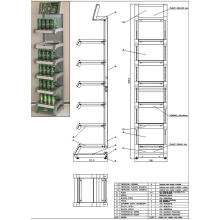 Metal Beer Rack (SLL-ROO5)