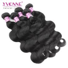 Wholesale Remy Extension de cheveux Vierge cheveux indiens