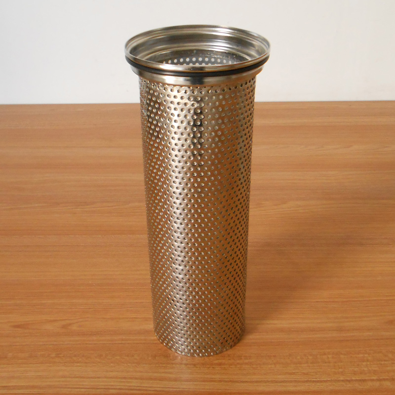 stainless steel mesh filter cartridge