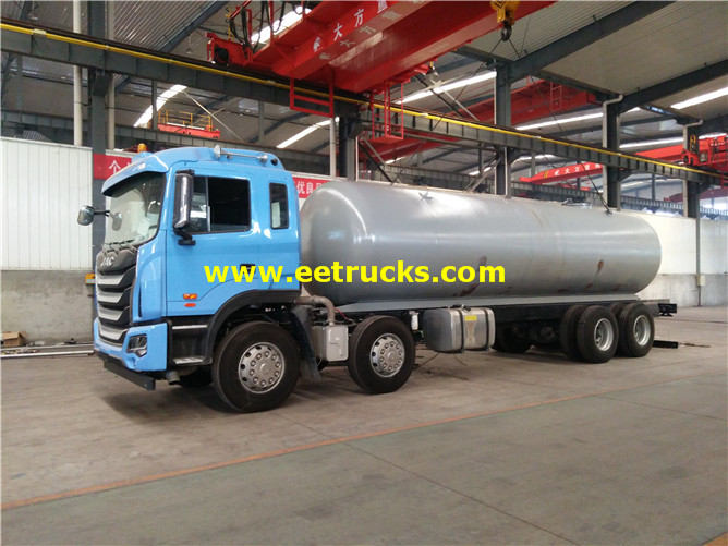 LPG Road Tanker Vehicles