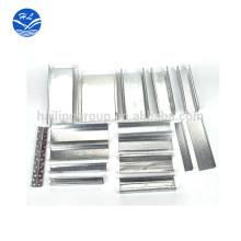Perno prisionero y pista de metal de la mampostería seca de alta calidad con precio barato,