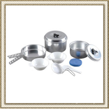 Aluminum Outdoor Camping Cookware Set