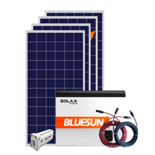 Residential house roof solar mounting system 3kw 5kw 8kw 10kw solar system with battery