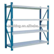 Jiangsu Jracking estándar de la UE Ángulo acero Metal Warehouse Shelf