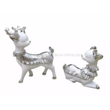 Hot Double Deers for Home Decoration
