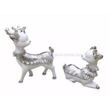 Горячие двойные олени для домашнего украшения