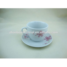Coffee cups and saucers,porcelain wholesale coffee cup and saucer,personalized tea cups & saucers