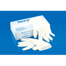 Non-Sterile Medical Latex Examination Gloves with CE ISO