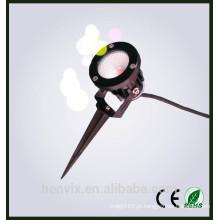Alto lúmen ao ar livre 110 volts de alta qualidade decorativa levou jardim flor pot iluminação