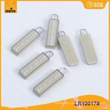 Zipper Slider avec extracteur en caoutchouc LR10017