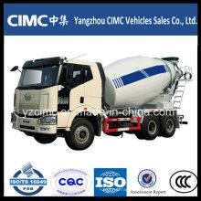 8-10cbm Faw 6X4 Transit Concrete Mixer Truck