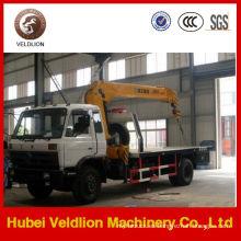 Dongfeng Tow Wrecker Truck con grúa de 8 toneladas