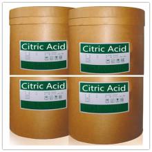 Ácido cítrico CAS5949291 C6H8O7H2O