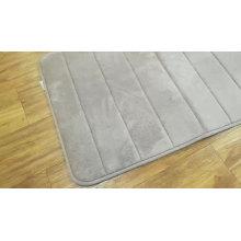 hot sale bathroom washable memory foam bath mats