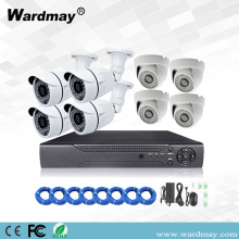8chs 1.3MP Security PoE System Kit NVR