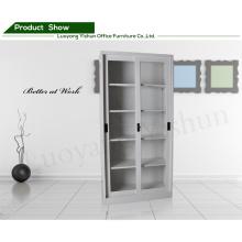 armário de porta de vidro inteiro