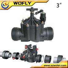Stainless steel solenoid valve 1/4 12v 2 ways