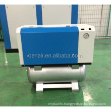 Scroll two air end compressor 7.5kw motor power
