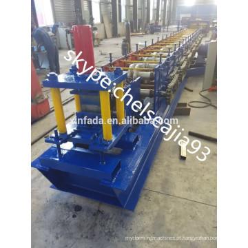 Máquina de Purlin da alta qualidade C / rolo da folha de aço que dá forma à máquina