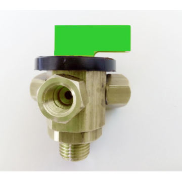 The Part of Hydraulic Membrane Valves (VHM)