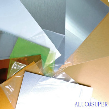 Silver and Gold Satin Heat Transfer Sublimation Aluminum Sheet