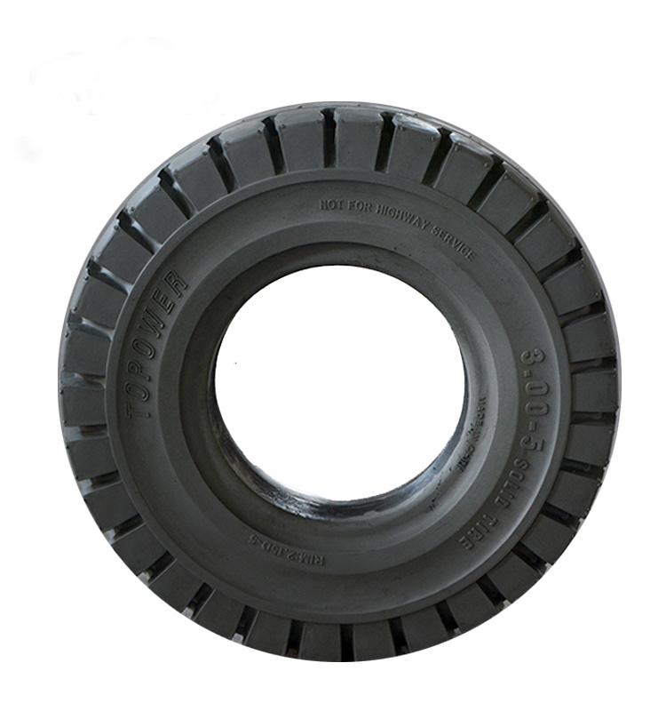 China Wheel Barrow Solid Tyre