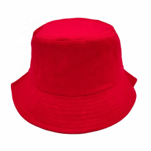 Special folded cotton plain fishing hat bucket hats add your own logo sun bob