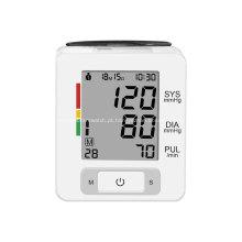 Medição portátil de pressão arterial no pulso