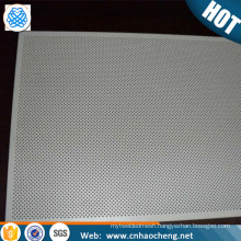 304 Stainless Steel/Hastelloy/Inconel 600 Perforated Metal Sheet Plate