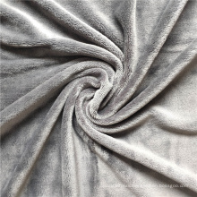 100% Polyester Flannel Fleece Fabric
