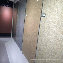 Painéis compostos de cerâmica e favo de mel para pisos